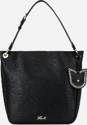 Kkarry All Leather Hobo Bag