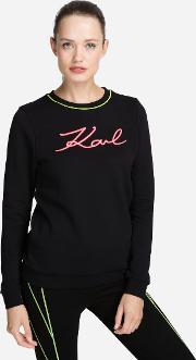 Kneon Lights Sweatshirt