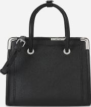 Krocky Leather Tote Bag