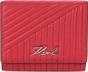 Ksignature Quilted Wallet
