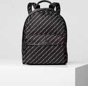 Kstripe Logo Backpack