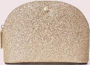 Burgess Court Small Dome Cosmetic Case