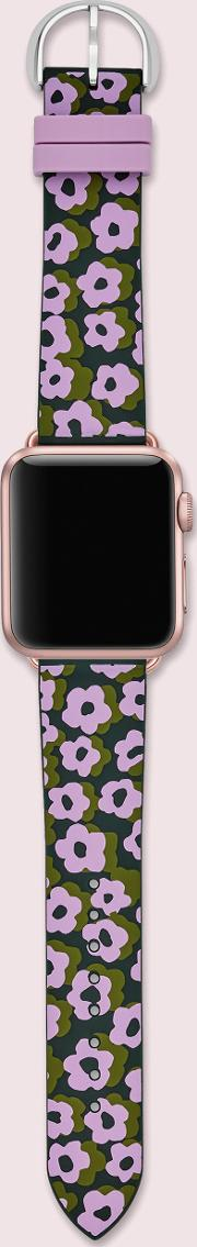Flair Flora Silicone 3840mm Apple Watch Strap