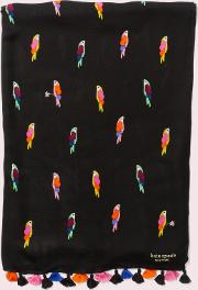 Flock Party Oblong Scarf