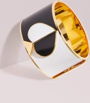 Heritage Spade Statement Bangle