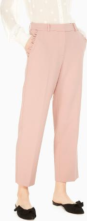 Ruffel Pocket Pant