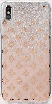 Spade Flower Ombre Iphone Xs Max Case
