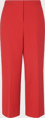 Adriana Red Trouser