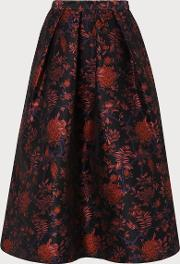 Delysia Floral Skirt