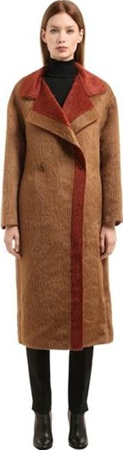 Alpaca & Wool Coat