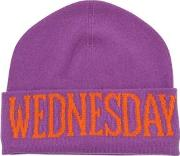 Wednesday Wool & Cashmere Knit Hat