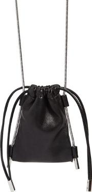 Ryan Leather Neck Pouch