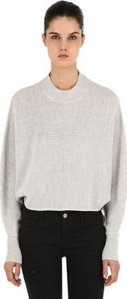 Gene Crewneck Wool Knit Sweater