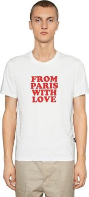 From Paris With Love Jersey T Shirt