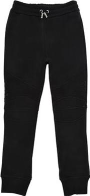 Biker Cotton Sweatpants