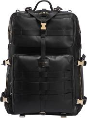 Nomade Leather Backpack