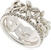 Rice Is Life Silver Ring