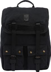 Colonial Waxed Cotton Backpack