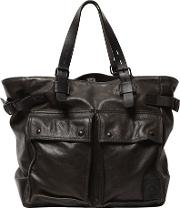 Pinner Leather Tote Bag
