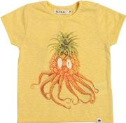 Pineapple Printed Jersey T Shirt
