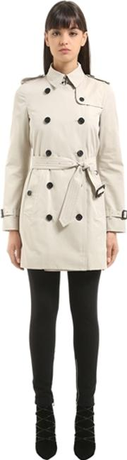 Heritage Mid Length Trench Coat