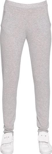 Cashmere Knit Pants