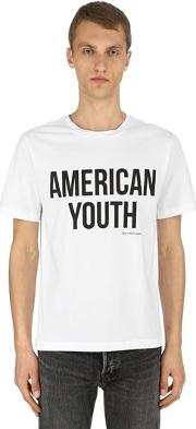 American Youth Cotton Jersey T Shirt