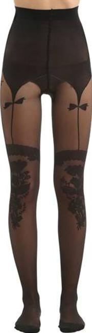 Mistinguet 20 Den Stockings
