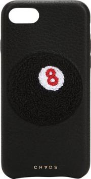 8 Ball Leather Iphone 78 Cover