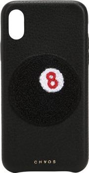 8 Ball Leather Iphone X Cover