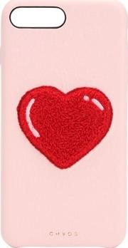 Heart Leather Iphone 78 Plus Cover