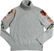 Cotton & Wool Blend Sweater
