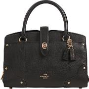 Mercer Leather Top Handle Bag