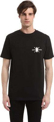Floral Omo Valley Cotton T Shirt