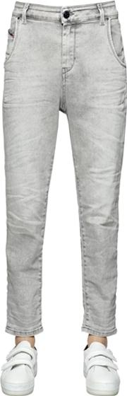 Fayza Cotton Denim Jeans