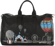 Circus Leather Duffle Bag