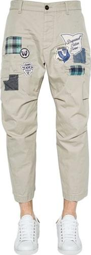 19cm Skipper Patches Twill Chino Pants