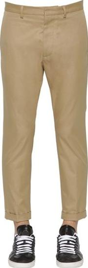 Hockney Fit Cotton Twill Chino Pants