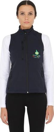 Techno Soft Shell Vest