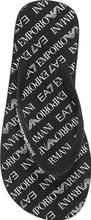 Sea World Printed Flip Flops