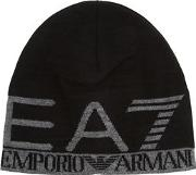 Train Visibility Knit Beanie Hat