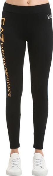 Ventus7 Logo Printed Leggings