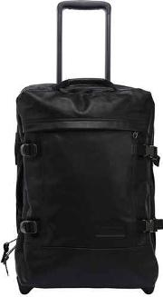 42l Small Tranverz Leather Suitcase