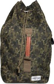 50l Plister Techno Canvas Backpack