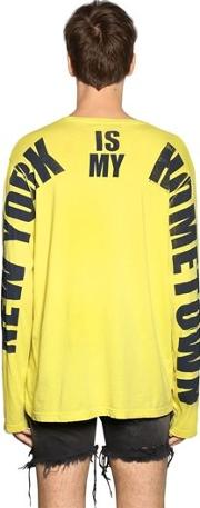My Hometown Jersey Long Sleeve T Shirt