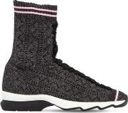 30mm Stretch Knit Sneakers