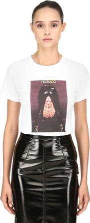 Leather Girl Heritage Jersey T Shirt