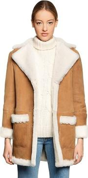 Montalbano Shearling Fur Coat