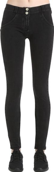 Wr.up Snug Stretch Cotton Jeggings
