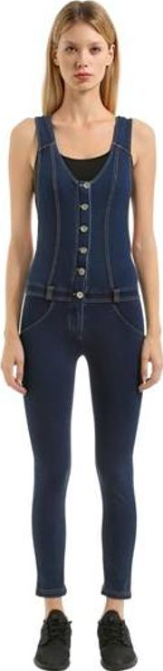 Wr.up Snug Stretch Denim Overalls